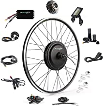 "EBIKELING 48V 1200W 700C (NOT 26"") Direct Drive Waterproof Electric Bike Kit - Ebike Conversion Kit - Electric Bike Conver..."