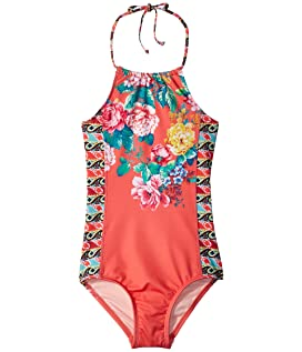 Petal Pusher One-Piece (Big Kids)