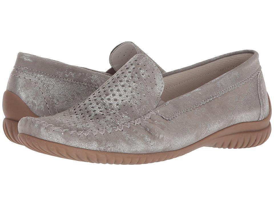 Gabor Gabor 86.094 (Silver Caruso Metallic) Women