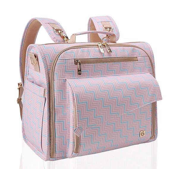 ALLCAMP OUTDOOR GEAR Diaper Bag Backpack Large