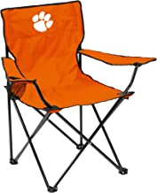 Collegiate Folding Quad Chair with Carry Bag