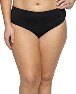 Plus Size Black Beauties Hipster Bottoms
