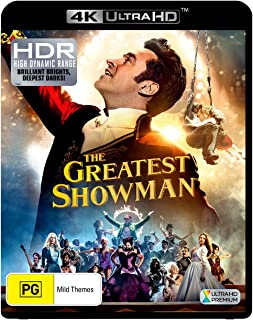 The Greatest Showman (4K Ultra HD)