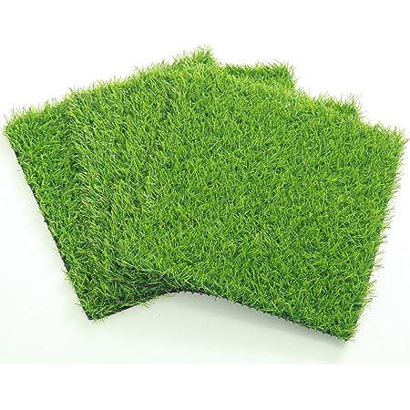 Green Tissue Grass Mats 15-Inch x 30-Inch