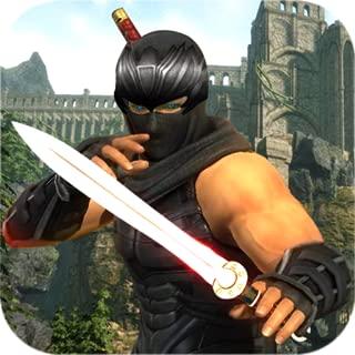 Ninja Warrior Battle 3D : free games shadow fight legends escape turtle dummy for kids and girls taken fighter vs boxing castle guards