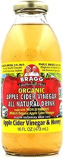 Bragg Organic Apple Cider Vinegar - Honey - 16 Fl Oz