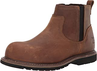 Timberland PRO Men's Millworks Chelsea Composite Safety Toe Industrial Boot