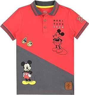 Disney Polos para niño Mickey Mouse