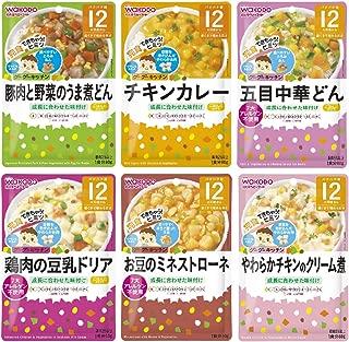 谷歌厨房 12个月推荐套装 6种×2袋