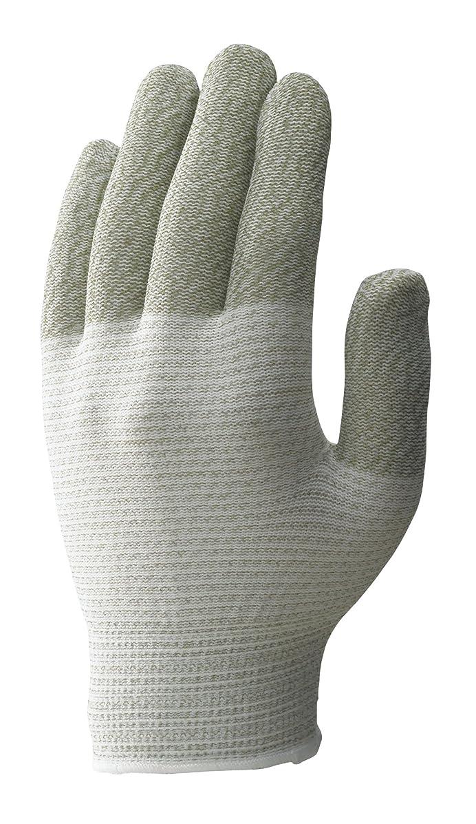 ボート名誉終わらせるショーワグローブ 【帯電防止】A0150制電ラインフィット手袋 Mサイズ 1双