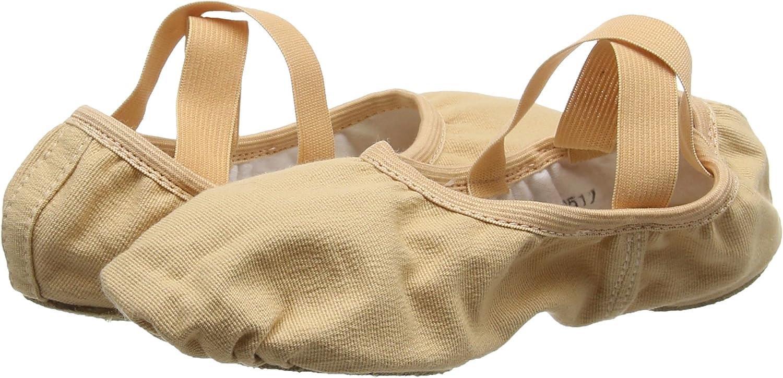 So Danca Womens Sd-sd16/_Blck/_2e Canvas Ballet Shoes