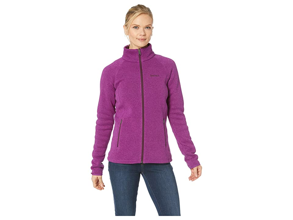Marmot Torla Jacket (Grape) Women