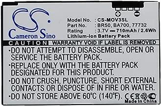 Replacement Battery for Motorola Flip P, Lifestyle 285, PEBL U6, Prolife 300, Prolife 500, Razr V3, Razr V3c, Razr V3E, Razr V3i, Razr V3IM, Razr V3m, Razr V3T, Razr V3xx, Razr V3Z, V235 22320, 77732