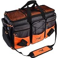 KastKing Fishing Tackle Bags - Large Waterproof Tackle Bags - Tackle Box - Fishing Gear Bags -...