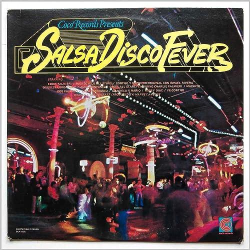 Coco Records Presents Salsa Disco Fever