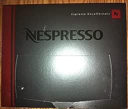 Nespresso Espresso Decaffeinato Coffee Cartridges PRO, 50 Capsules