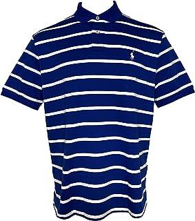 Polo Ralph Lauren Men's Medium Fit Interlock Polo Shirt-Liquid