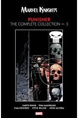 Marvel Knights Punisher by Garth Ennis: The Complete Collection Vol. 3 Kindle Edition