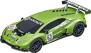 Carrera GO!!! 64062 Lamborghini Huracán GT3, No.63 Slot Car Racing Vehicle