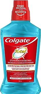 Colgate Total CPC Mouthwash, Peppermint, 500 mL