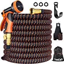 TomCare Garden Hose 50ft Expandable Garden Hose Flexible Car Wash Water Hose with 9..