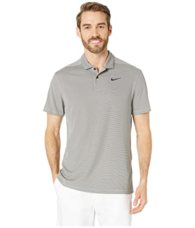 Nike Golf Dry Essential Elevated Polo (Sequoia/Heather/Black) Men