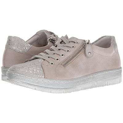 Rieker D5800 Kaja 00 (Shark/Ice/Ice) Women