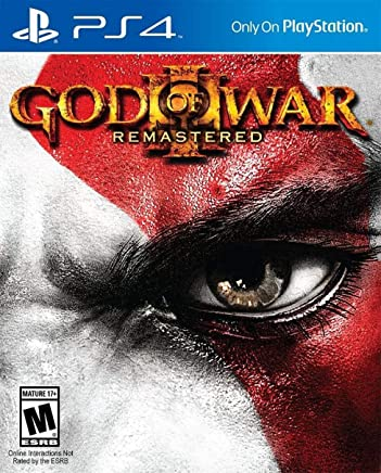 God of War 3: Remastered PS4 SONY