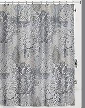Creative Bath Products Creative Bath Heirloom Shower Curtain, Grey