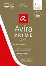 Avira Prime 2017   5 Device   1 Month   Download [Online Code]