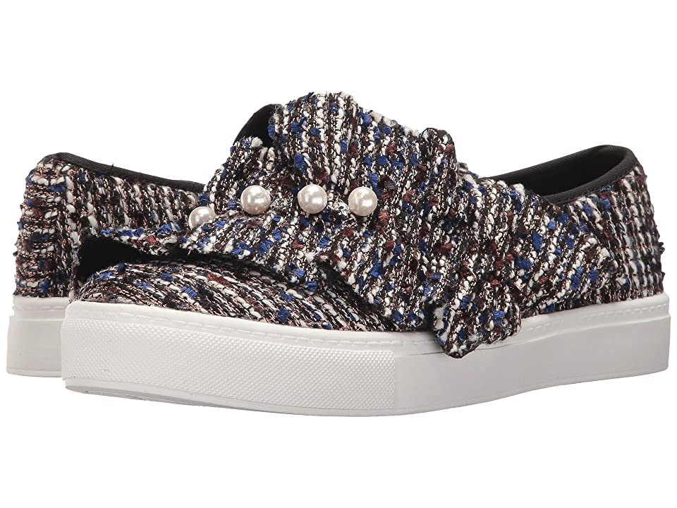 Dirty Laundry Jean Genie Tweed (Blue Multi) Women