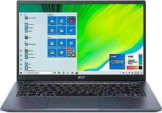 Acer (エイサー) Swift 3X 薄型&軽量ノートパソコン、14インチ フルHD、第11世代 Intel Core i7-1165G7 Intel Iris Xe Max、16GB LPDDR4X、1TB NVMe SSD、In...
