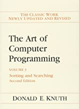 The Art of Computer Programming: Volume 3: Sorting and Searching (2nd Edition)