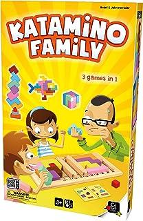 Gigamic Katamino Puzzle Game, Family