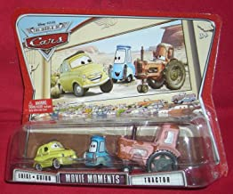 Cars Movie Moments Luigi, Guido & Tractor