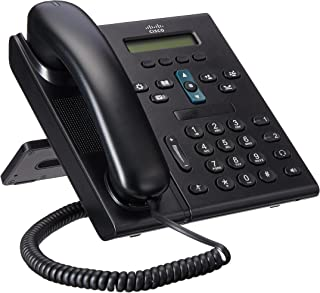 Cisco CP 6921 2-Line Office VoIP Phone (CP-6921-C-K9)