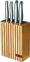 Furi Pro 5 Piece Wood Knife Block Set