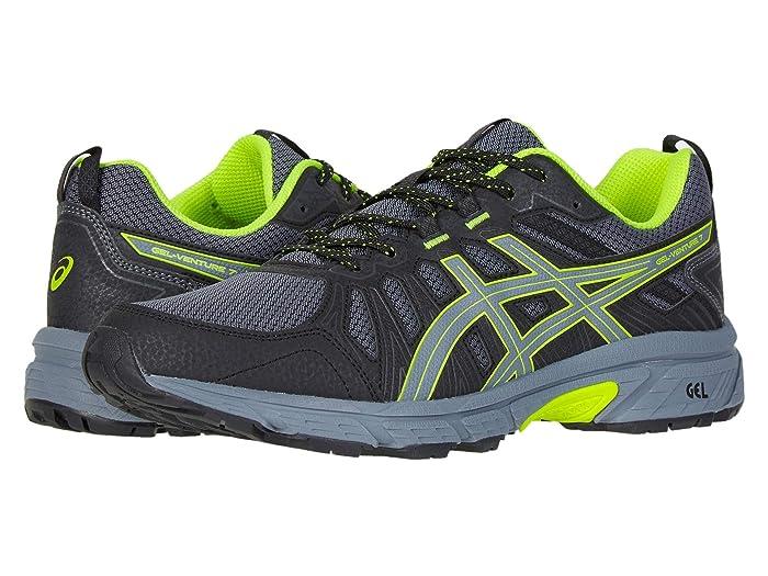 ASICS  GEL-Venture 7 (Metropolis/Safety Yellow) Mens Running Shoes