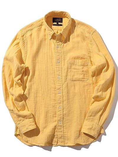 Beams Plus Gauze Buttondown Shirt 11-11-6303-139
