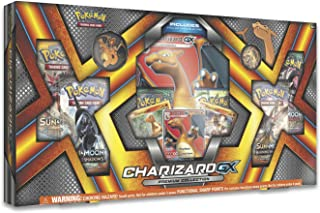 Pokemon TCG 80317 Pokémon Games: Charizard-GX Premium Collection