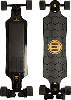 Evolve Skateboards – Bamboo GTX Street Electric Skateboard (26 MPH Top Speed / 31 Mile Range)