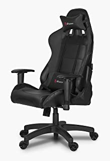 Arozzi Verona Junior Gaming Chair for Kids with High Backrest, Recliner, Swivel, Tilt, Rocker and Seat Height Adjustment, ...