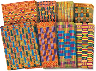 Roylco R-15273 African Textile Paper, 0.7