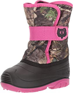 Baby Snowbug3 Snow Boot, Mossy Oak Camouflage, 9 Medium US Toddler