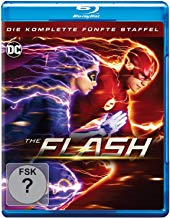 The Flash - Die komplette 5. Staffel