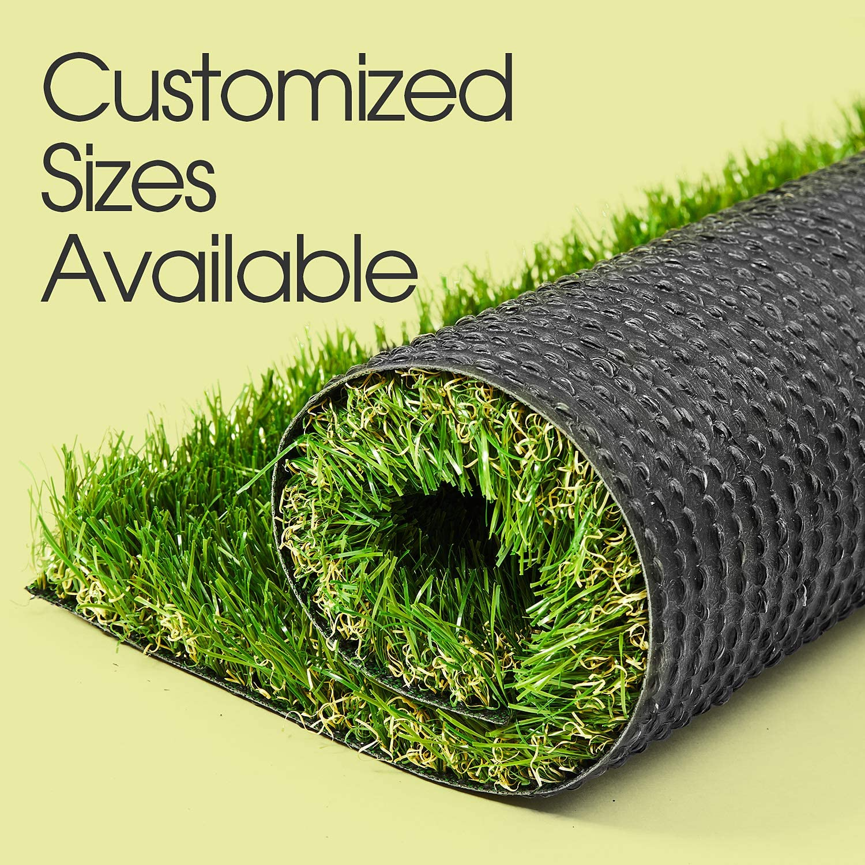 AYOHA Artificial Turf 3' x 9' Grass 1.38