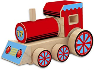 Create and Learn Train - Build a Train Kids Project Kit