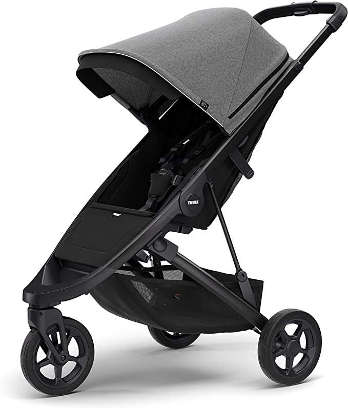Thule Spring Compact Stroller - The Best Travel Stroller