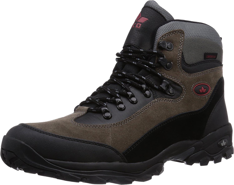 Lico Milan herrar herrar herrar Hiking Boot ljusljus Athletic utomhus Winter Boot Water Resistent Treking Ankle Support  blixtnedslag