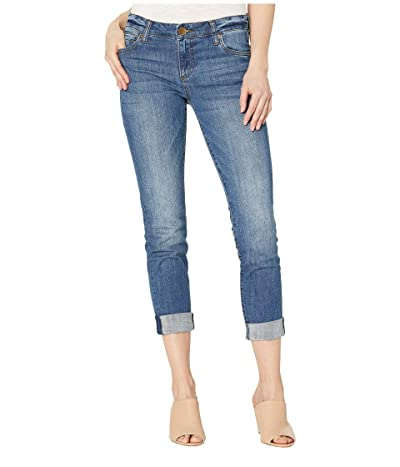 KUT from the Kloth Catherine Boyfriend Jean in Fervent (Fervent) Women